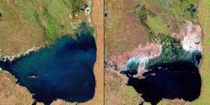 تغيرات كوكب الأرض خلال العقود الماضية