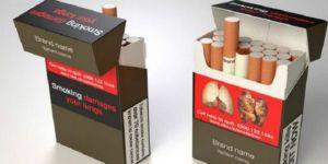 """قانون علب السجائر الموحدة """"قد ينقذ أرواح المدخنين"""""""