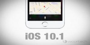 "كاميرا ""بورتريه"" لـ iPhone 7 Plus  في ios10.1"