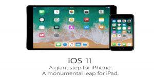 أبرز مزايا نظام iOS 11 الجديد