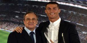 أشهر حالات الخلاف بين رونالدو وبيريز في ريال مدريد