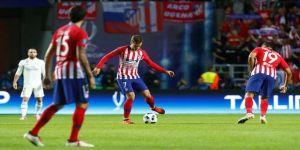 Uefa #SuperCup #RealMadrid v #AtléticoMadrid