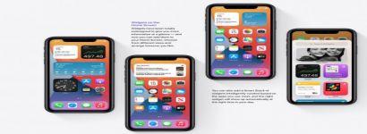 نظام iOS 14 التجربة الأساسية للـ iPhone